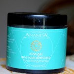 Ananda Aloe Gel & Rose Distillate Hydrating Facial Mask Review
