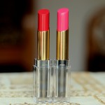 Faces Glam On Color Perfect Lipstick Review Swatches – Oxblood, Fuschia Love