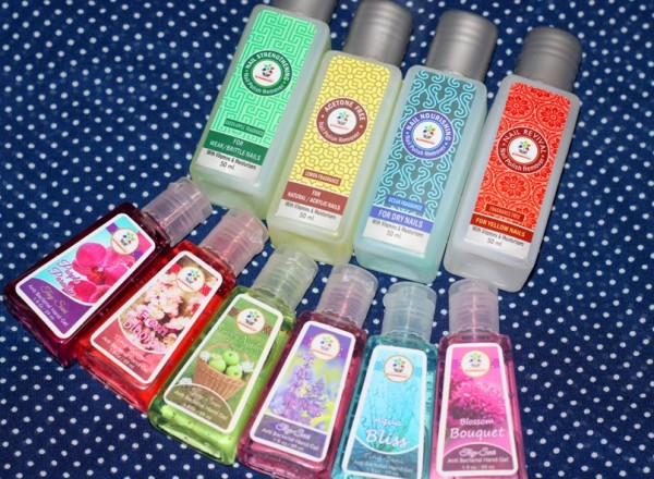 Bloomsberry Hand Sanitizers & Nail Polish Remover review price photos (2)