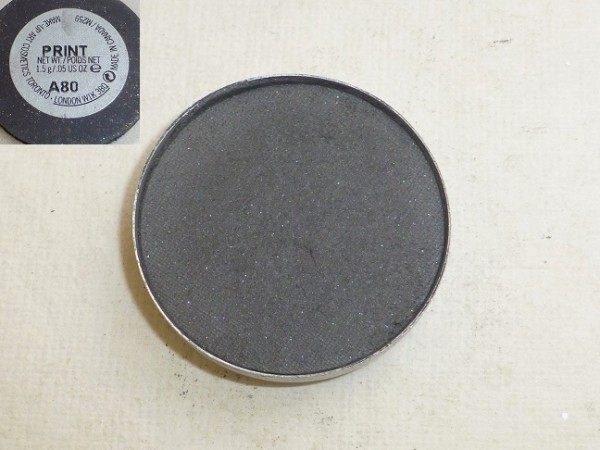 MAC Print Eye Shadow Review Swatches Photos (3)
