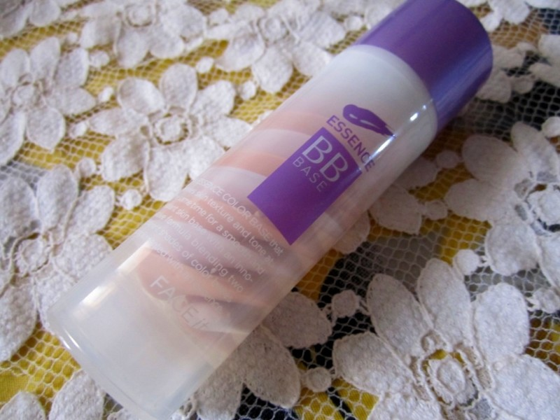 The Face Shop Face it Essence BB Base and BB Cream Review, Swatches & Pics (4)