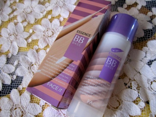 The Face Shop Face it Essence BB Base and BB Cream Review, Swatches & Pics (5)