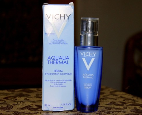 Vichy Aqualia Thermal Dynamic Hydration Serum Review Photos Price (2)
