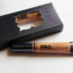 L.A. Girl Pro Conceal HD Concealer Review Swatches Photos Demo