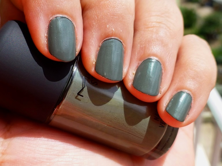 MAC Before Dawn Nail Lacquer Review Swatches PhotosBe Beautilicious