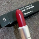 MAC D for Danger Lipstick Review Swatches Photos – Matte Lip Collection