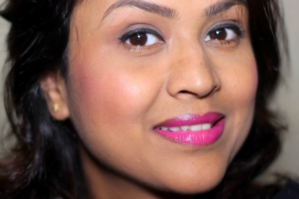 Makeup Look using affordable products india