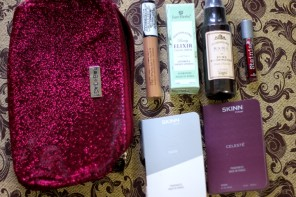 September Fab Bag Unboxing & Review – 3rd Anniversary Edition