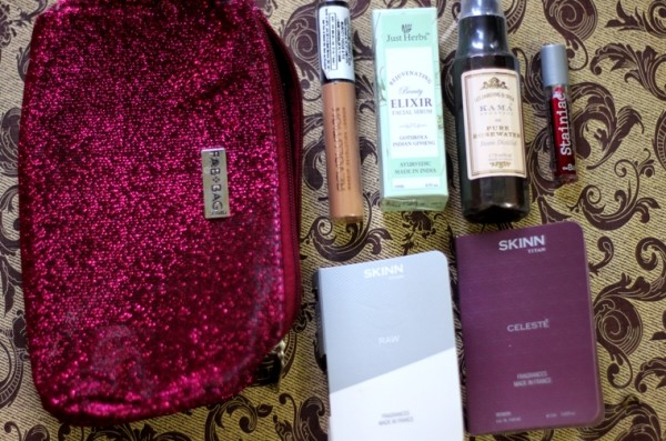 September Fab Bag Unboxing & Review - 3rd Anniversary Edition (2)