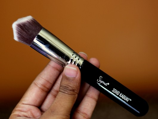 Sigma 3DHD Kabuki & 3DHD Precision Brush Review Price Photos india (1)