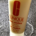 Clinique Deep Comfort Hand & Cuticle Cream Review