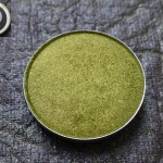 MAC Lucky Green Eye Shadow Review Swatches Photos