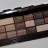 Makeup Revolution I Heart Chocolate Eye Shadow Palette Review Swatches Photos