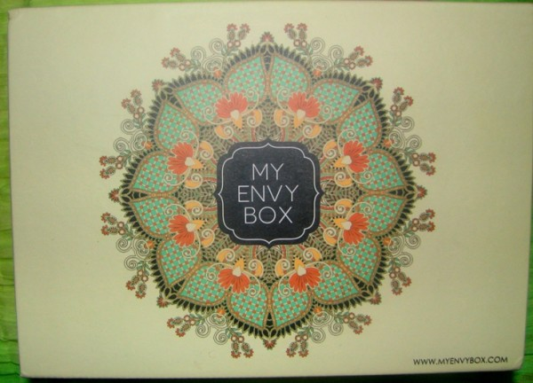 My Envy Box November – Unboxing & Review (2)