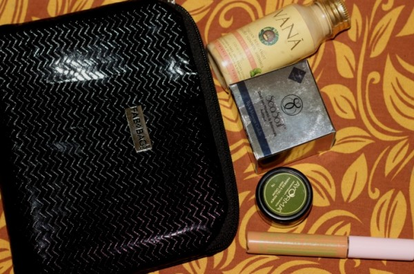 November (2015) Fab Bag  Why I am disappointed