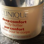 Clinique Deep Comfort Body Butter Review Photos Price