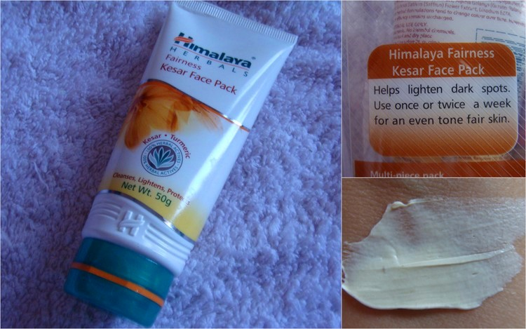 Himalaya Fairness Kesar Facial Kit Review Price Photos (1)