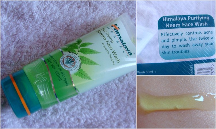 Himalaya Pure Skin Neem Facial Kit Review Price Photos buy online (4)