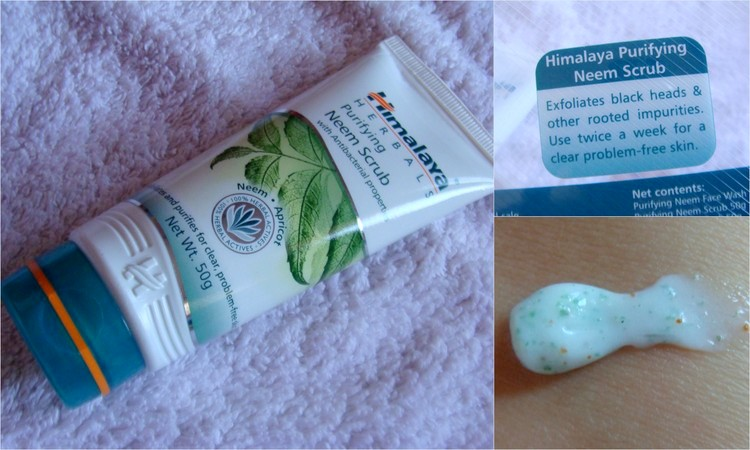 Himalaya Pure Skin Neem Facial Kit Review Price Photos buy online (5)