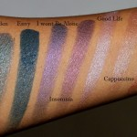 Makeup Revolution Mono Eyeshadow – Envy, Eden, Insomnia, Promised Land, Good Life, Cappuccino, Temptress, I Wont Be Alone