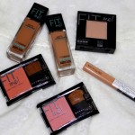 Maybelline Fit Me Range India – Preview Price Photos Swatches