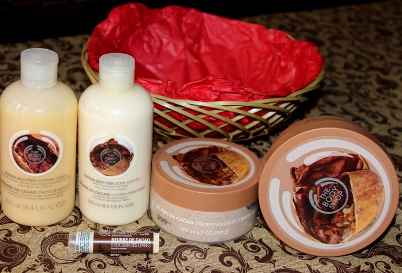 The Body Shop Cocoa Butter Range Review Photos Price (2)
