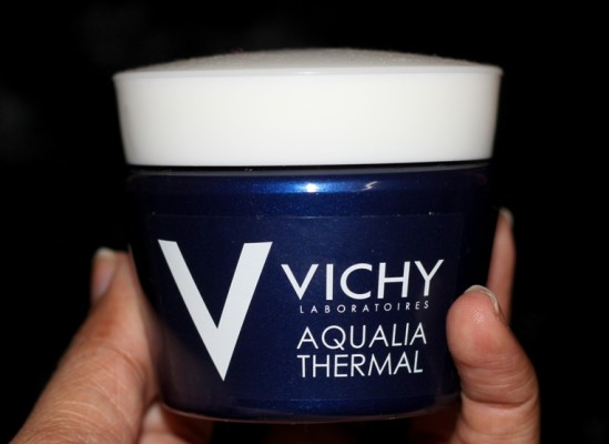 Vichy Aqualia Thermal Night Spa Review Price Photos (2)