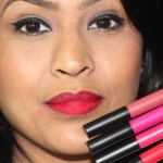 Maybelline Mauve1, Red2, Pink2, Fuchsia1 Lip Gradation Review