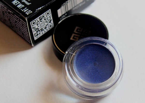 Givenchy Blue Soi Ombre Couture Cream Eyeshadow Review Swatches Photos (3)