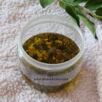 How To Prepare Herbal Hair Oil For Premature Greying
