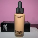 MAC Studio Waterweight SPF 30 Foundation Review Price Photos