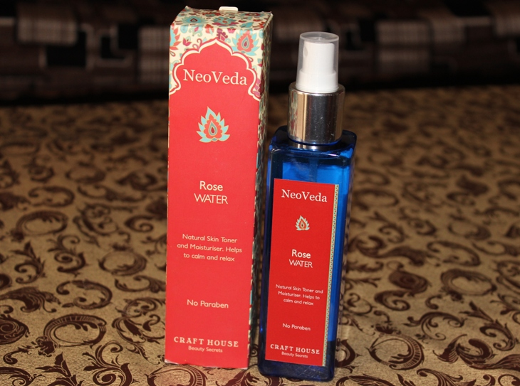 NeoVeda Rose Water Review Photos Price Buy Online
