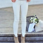 How To Style White Jeans In 5 Easy Ways