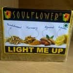 Soulflower Light Me Up Soap Review Photos Price