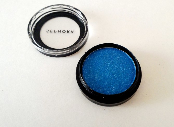 Sephora Curacao Punch (#13) Mono Eyeshadow Review Photos Swatches