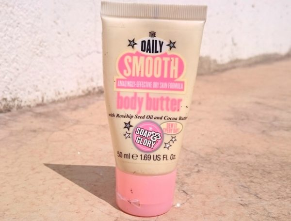 Soap & Glory Daily Smooth Body Butter Review Photos Price (2)