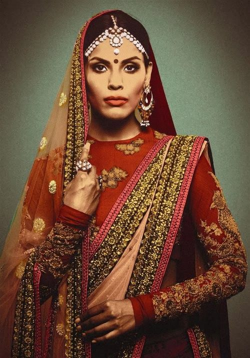 5 Tips To Choose Wedding Saree Color