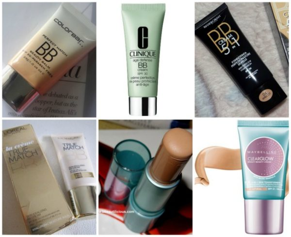 10 Best BB Creams for all skin types in india