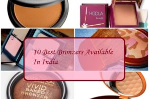 10 Best Bronzers Available in India