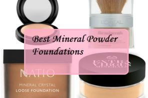 10 Best Mineral Powder Foundations Available In India