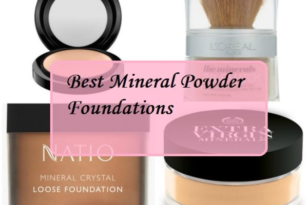 Best Mineral Powder Foundations available in india