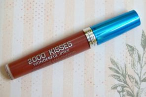 Diana Of London Raspberry 2000 Kisses Lipstick Review