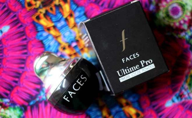 Faces Ultime Pro Mineral Loose Powder Sand Beige Review Swatches Photos (1)
