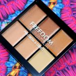 Freedom Pro Conceal & Correct Palette Medium Dark Review Photos