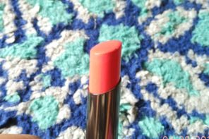 Lakme Peach Pout Absolute Sculpt Matte HD Lipstick Review Swatches Photos
