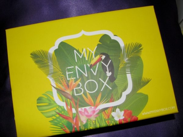 My Envy Box – May 2016 Unboxing review (3)