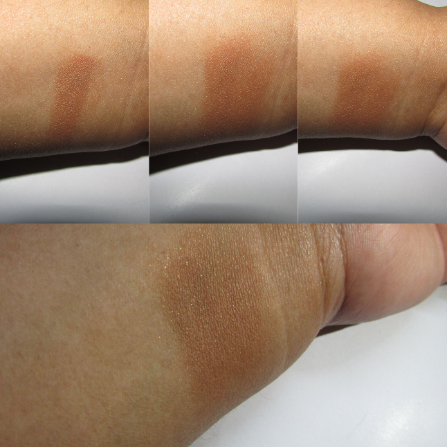 Nars Casino Bronzing Powder Swatch Review Swatches PhotosBe ...