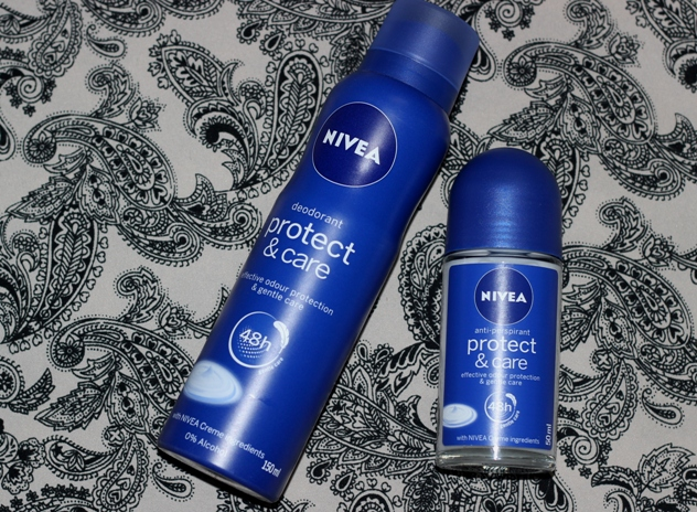 Nivea Protect & Care Deodorant & Roll On Review Photos Price