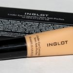 Inglot Under Eye Concealer Review Photos