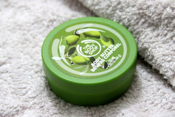 The Body Shop Olive Body Butter Review (2)